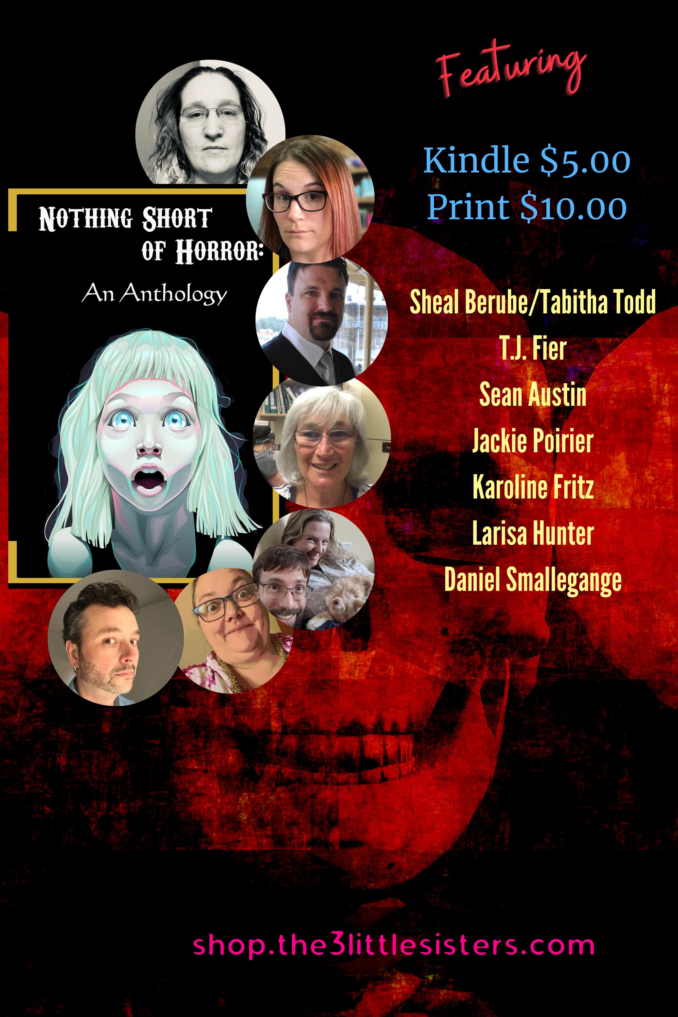 Nothing Short of Horror Anthology